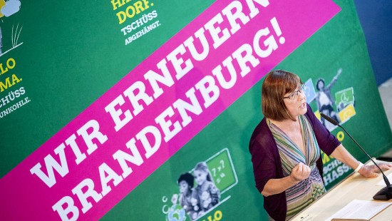 Grüne auf Augenhöhe mit SPD und CDU