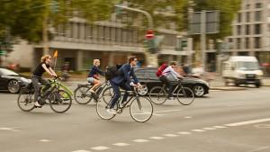 Fahrrad mit Staatshilfe