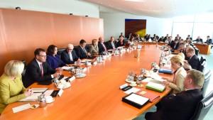 Kabinett beschließt Lockerung des Arbeitsverbots für Asylbewerber
