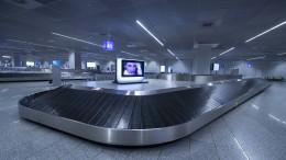 Zeichen der Erholung am Frankfurter Flughafen