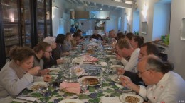 Mega-Kochkurs auf Sizilien