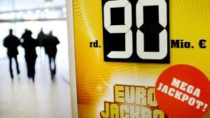 90-Millionen-Eurojackpot geht nach Deutschland und Polen
