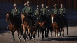 Trump schickt 5200 Soldaten an Grenze Mexikos