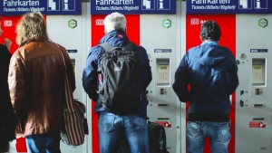 Bahn erhöht die Ticketpreise