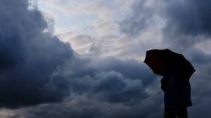 Das Wetter bleibt wechselhaft und nass