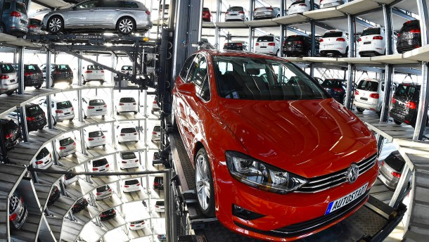 Volkswagen: Berichte über Einigung im Streit mit Zulieferern