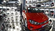 Volkswagen einigt sich im Streit mit Zulieferern