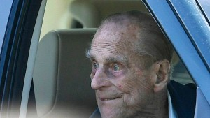 Unfall von Prinz Philip bleibt ohne gerichtliches Nachspiel