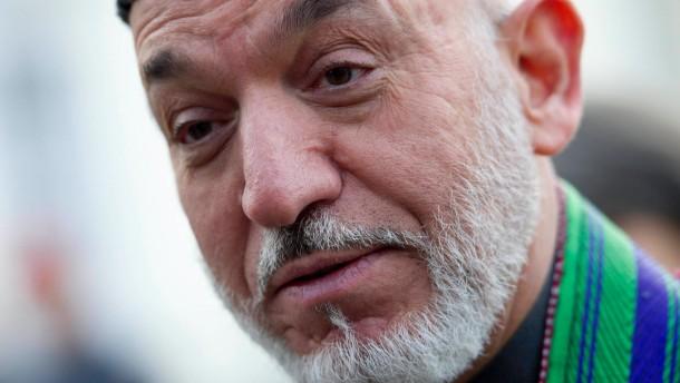 CIA versorgte Präsident Karzai mit Geister-Geld