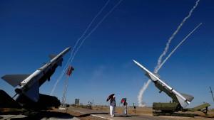 Macht über Syrien
