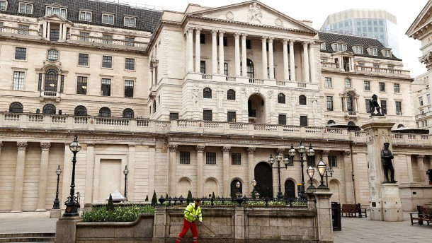 Britische Notenbank finanziert den Staat