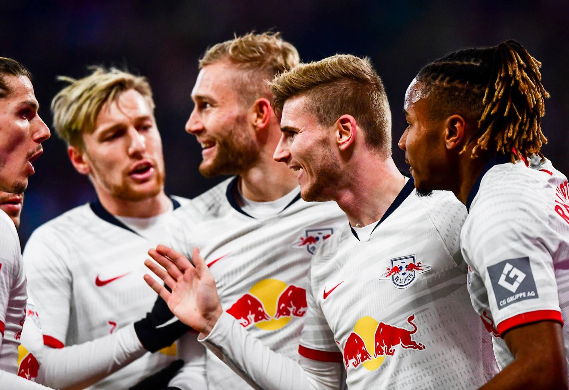 Rb Leipzig Gegen Benfica