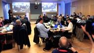 Geht doch: Videoübertragung für Journalisten vom Osloer Prozess