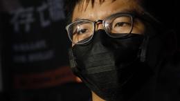 Demokratie-Aktivist bittet um Hilfe für Hongkong