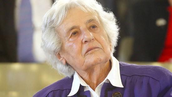 Holocaust-Überlebende bekommt Nationalpreis