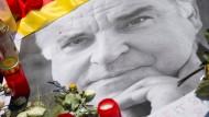 Nur geladene Gäste bei Totenmesse für Kohl