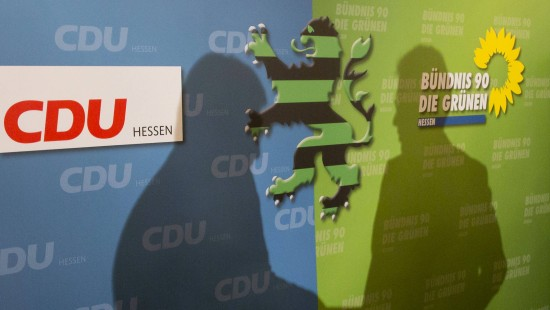CDU und Grüne sondieren
