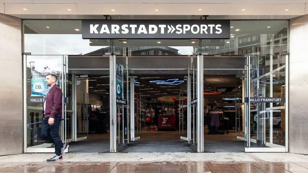 Karstadt Sports schließt zwei Drittel seiner Filialen