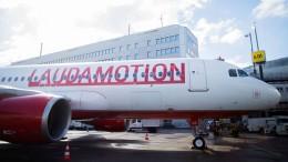 Eurowings beendet Zusammenarbeit mit Laudamotion