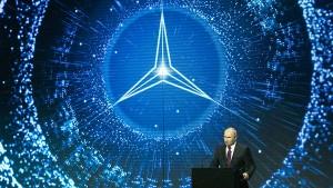 Daimler eröffnet Werk in Russland