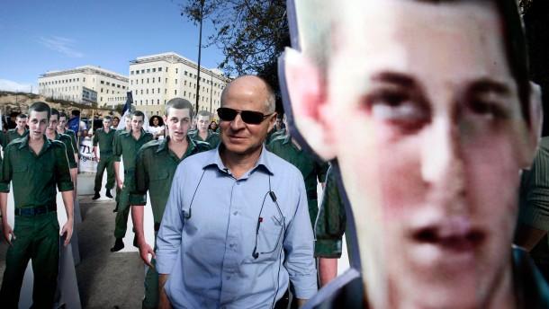 Reserviert für Gilad Schalit