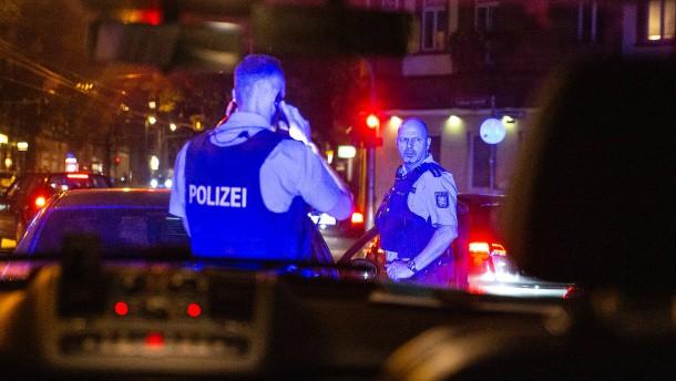 """""""Mehr Polizisten so schnell nicht verfügbar"""""""