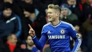 Chelsea verliert trotz Schürrle-Doppelpack
