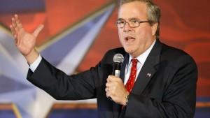 George W. Bush: Mein Bruder Jeb gehört ins Weiße Haus