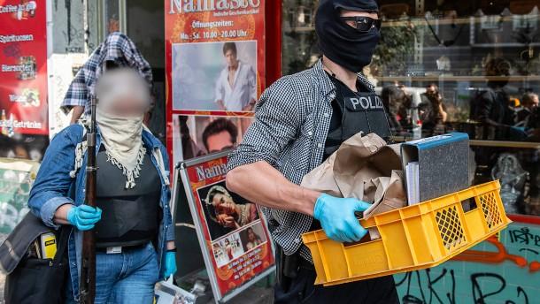 So will Berlin gegen die Kriminalität der Clans vorgehen