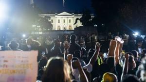 Ausgangssperre in Washington verhängt