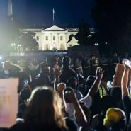 Proteste vor Weißem Haus: Ausgangssperre in Washington verhängt