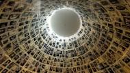 Die Gedenkstätte Yad Vashem in Jerusalem.