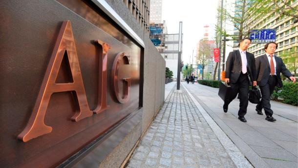 Krisenkonzern AIG will den guten Ruf versichern