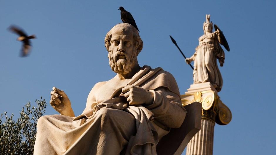 Was Platon wohl zu Gettiers Aufsatz gesagt hätte?