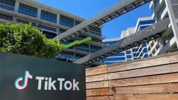 Tiktok-Mitarbeiter gehen gegen Trump vor