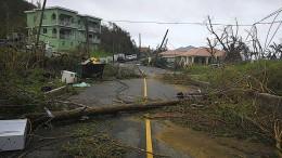 """""""Irma"""" wütet auf Kuba"""