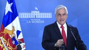 Präsident Piñera lenkt ein und verspricht Reformen