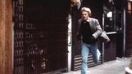 """Der lesende CIA-Agent  Turner (Robert Redford) in """"Die drei Tage des Condor"""""""
