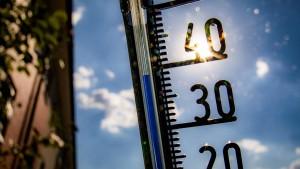 Hitzesommer werden auch in Hessen zur Normalität