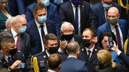 Streit über Abtreibungen in Polen eskaliert