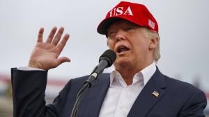 Twitter-Spott für Trump-Fehler