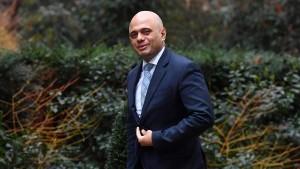 Sajid Javid wird neuer britischer Innenminister