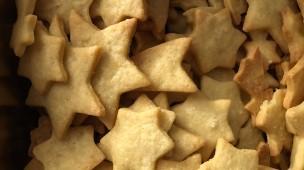 Nicht alle selbstgebackenen Weihnachtskekse schmecken der Familie.