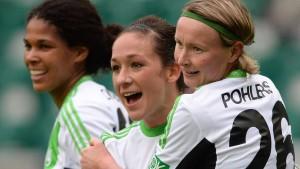 Wolfsburger Frauenpower