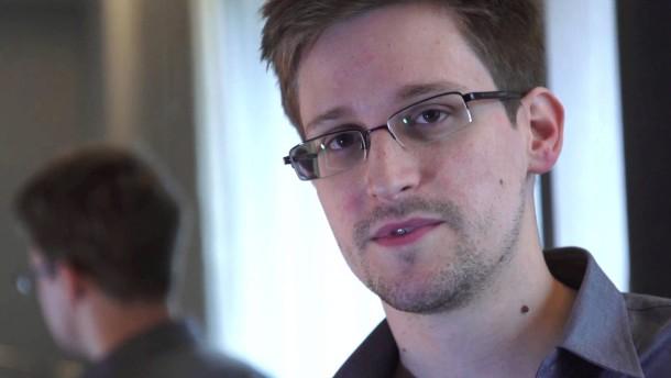 Ein Ehrendoktor für Edward Snowden?