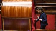 Wahlsieger einigen sich auf Parlamentspräsidenten