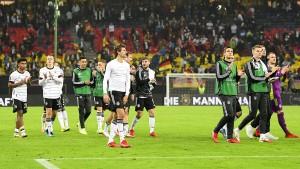 Gnabry wirbelt, Müller erlöst