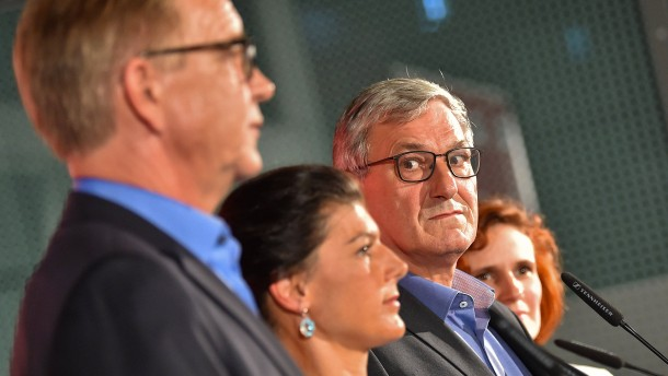 "Linke-Chefin Katka Kipping ruft ""Projekt 15 Prozent"" aus"