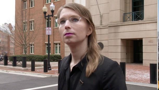 Chelsea Manning aus Beugehaft entlassen