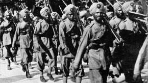 Historisches E-Paper zum Ersten Weltkrieg: Indische Krieger - eine Gegneranalyse